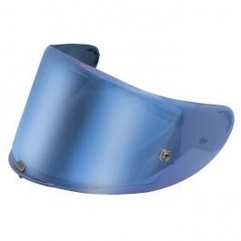 Modro irídiovej plexi pre prilbu LS2 FF323