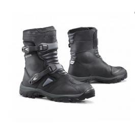 Moto topánky Forma Adventure Low WP čierne