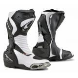 Topánky na motorku Forma Hornet čierno-biele