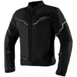 Moto bunda Rebelhorn District čierna výpredaj