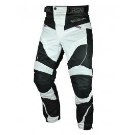Moto kalhoty RSA Devil pánské bílé výprodej