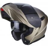 Moto prilba výklopnÁ Scorpion EXO-920 titánová výpredaj