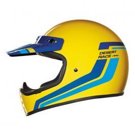 Motokrosová prilba Nexx X.G200 Desert Race žltá výpredaj