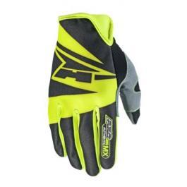 Motocrossové rukavice AXO SX čierno-žlté výpredaj