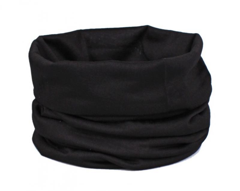 Multifunkčná šatka na moto RSA čierny 9520f3a6b1
