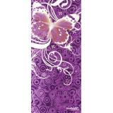 Nákrčník Roleff Butterfly fialový