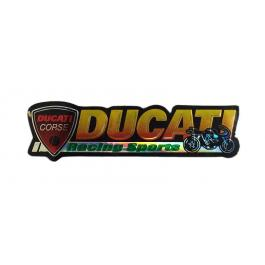 Nálepka 3D Ducati