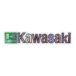 Nálepka 3D Kawasaki