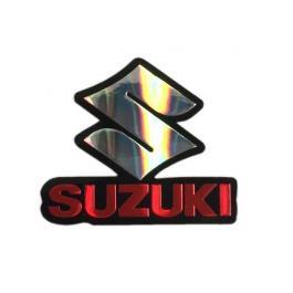 Nálepka 3D Suzuki