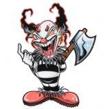 Nálepka Devil