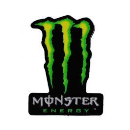 Nálepka Green Monster Energy