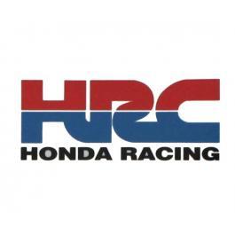 Nálepka Honda racing