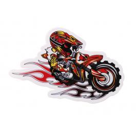 Nálepka MOTOCROSS RACING