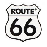 Nálepka Route 66