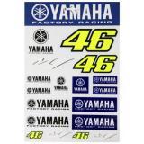 Nálepky VR46 Valentino Rossi veľké