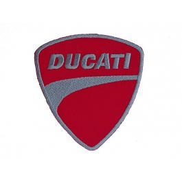 Nášivka a nažehlovačka Ducati 2