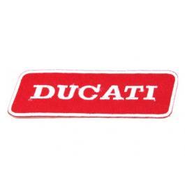 Nášivka a nažehlovačka Ducati