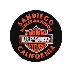 Nášivka a nažehlovačka Harley Davidson Sandiego