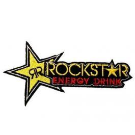 Nášivka a nažehlovačka Rockstar
