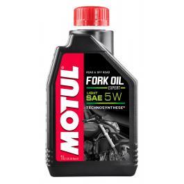Olej do tlmičov Motul Fork Oil 5W 1L