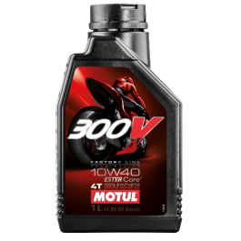 Olej Motul 300V 4T FL Road Racing 10W40 1L