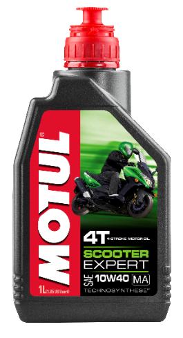 Olej Motul Scooter Expert 4T 10W-40 1L