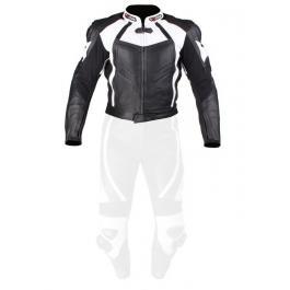 Pánska bunda Tschul 770 čierno-biela