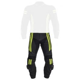 Pánske nohavice Tschul 555 čierno-fluo žlté fluo