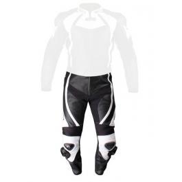 Pánske nohavice Tschul 770 čierno-biele