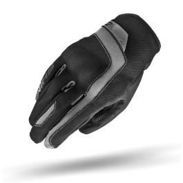 Pánske rukavice na motorku Shima One čierne