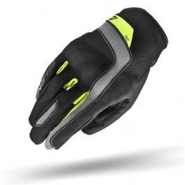 Pánske rukavice na motorku Shima One fluuo žlté