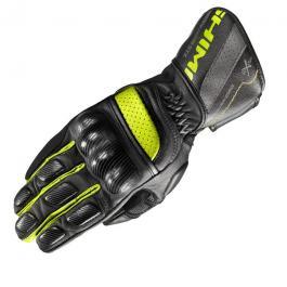 Pánské rukavice na motorku Shima STX fluo