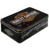 Plechová dóza Harley Davidson 2