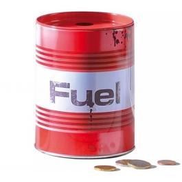 Plechová pokladnička Fuel