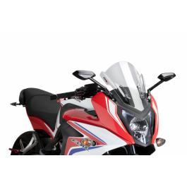 Plexi na moto Puig-Honda CBR650F (14-15) RACING