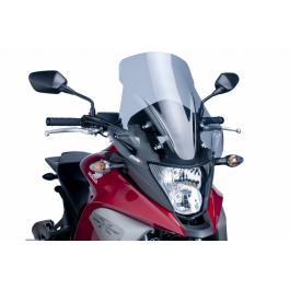 Plexi na moto Puig-Honda Crossrunner (11-14) TOURING