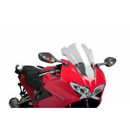 Plexi na moto Puig-Honda VFR800F (14-15) RACING