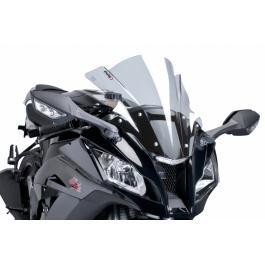 Plexi na moto Puig-Kawasaki ZX-10R (11-15) RACING