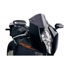 Plexi na moto Puig-KTM 1190 RC8/R (08-13) RACING