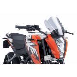 Plexi na moto Puig-KTM 390 Duke (13-15) RACING