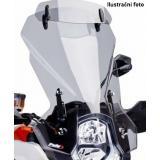 Plexi na moto Puig-Yamaha XJ6 Diversion F (10-15) TWV
