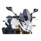 Plexi na motorku PUIG NEW. GEN SPORT tmavá dymová