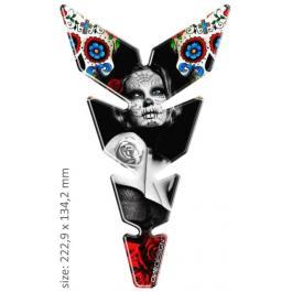 Polep palivovej nádrže Print - MOON Slim Mexican Tattoo 2