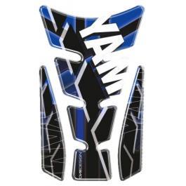 Polep palivovej nádrže Print - Spirit LE 2 modrý