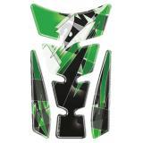 Polep palivovej nádrže Print - Spirit LE 5 zelený