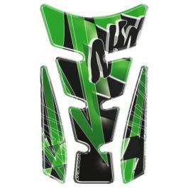 Polep palivovej nádrže Print - Spirit LE 6 zelený