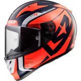 Prilba na moto LS2 FF323 Arrow C EVO Sting fluo oranžová