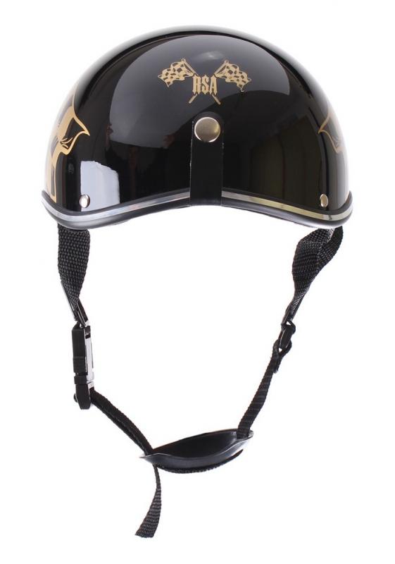 bafe4deeaca8b Prilba na motorku Braincap RSA Flag čierna lesklá | Moto-oblecenie.sk