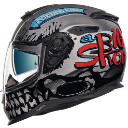 Prilba na motorku Nexx SX 100 Big Shot výpredaj