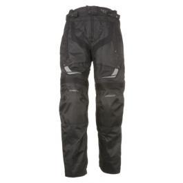 Predĺžené nohavice na moto Ayrton Mig čierne výpredaj